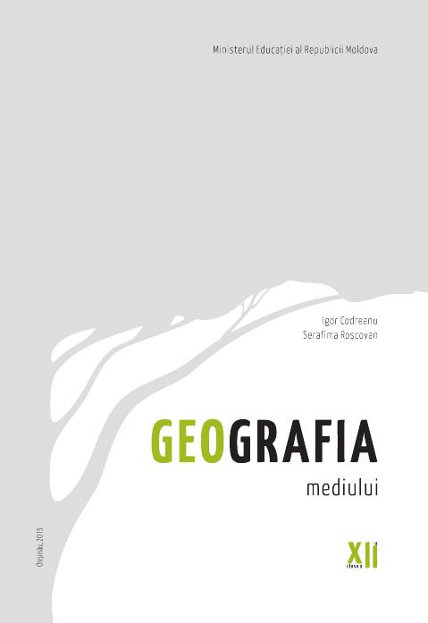 Geografia (in limba romana) 12