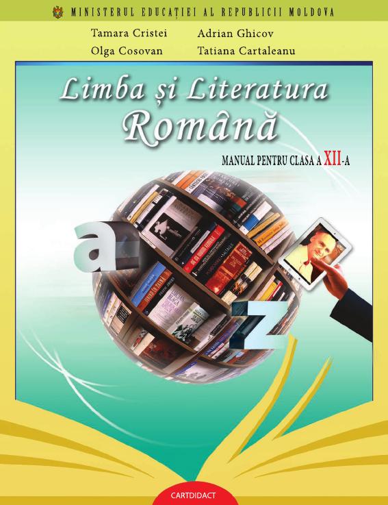 Limba si literatura romana 12
