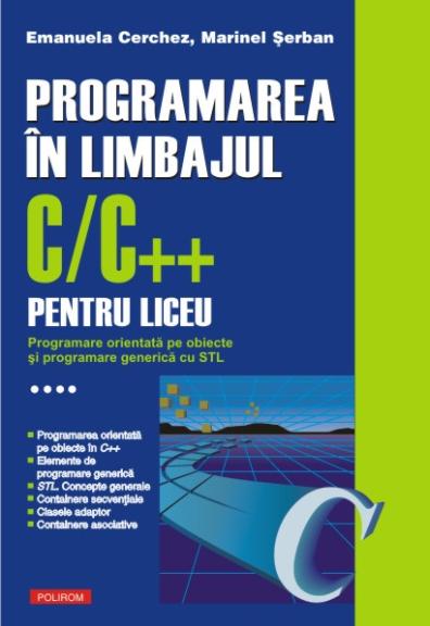 Programarea în limbajul C/C++ POO