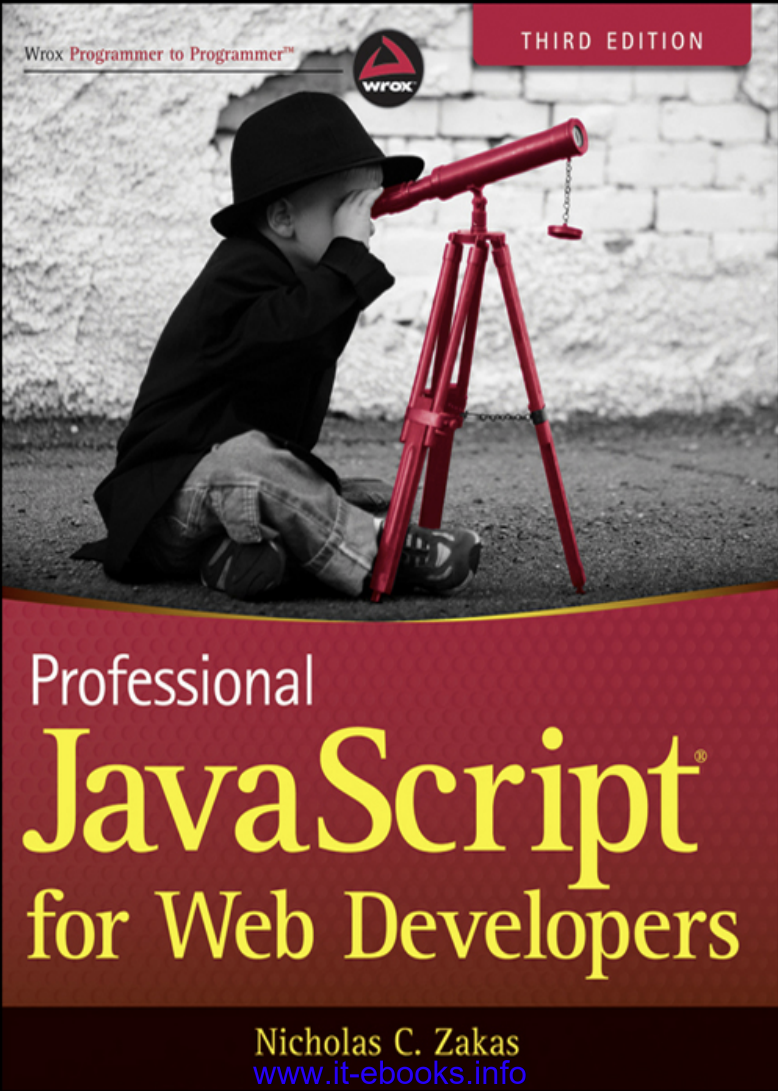 ProfessionalJavaScript® for Web Developers