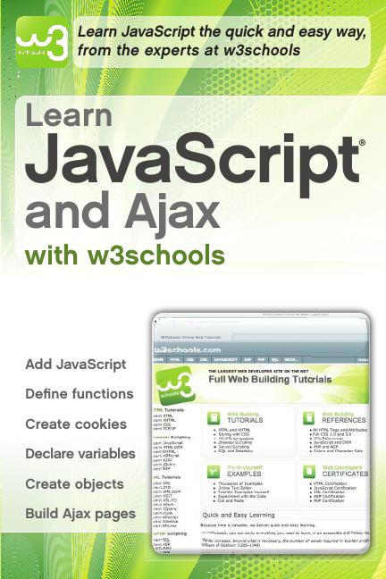 JavaScript and AJAX