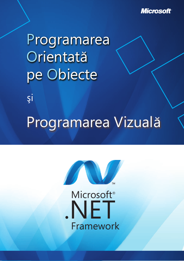 Manual POO si Vizuala(.Net)