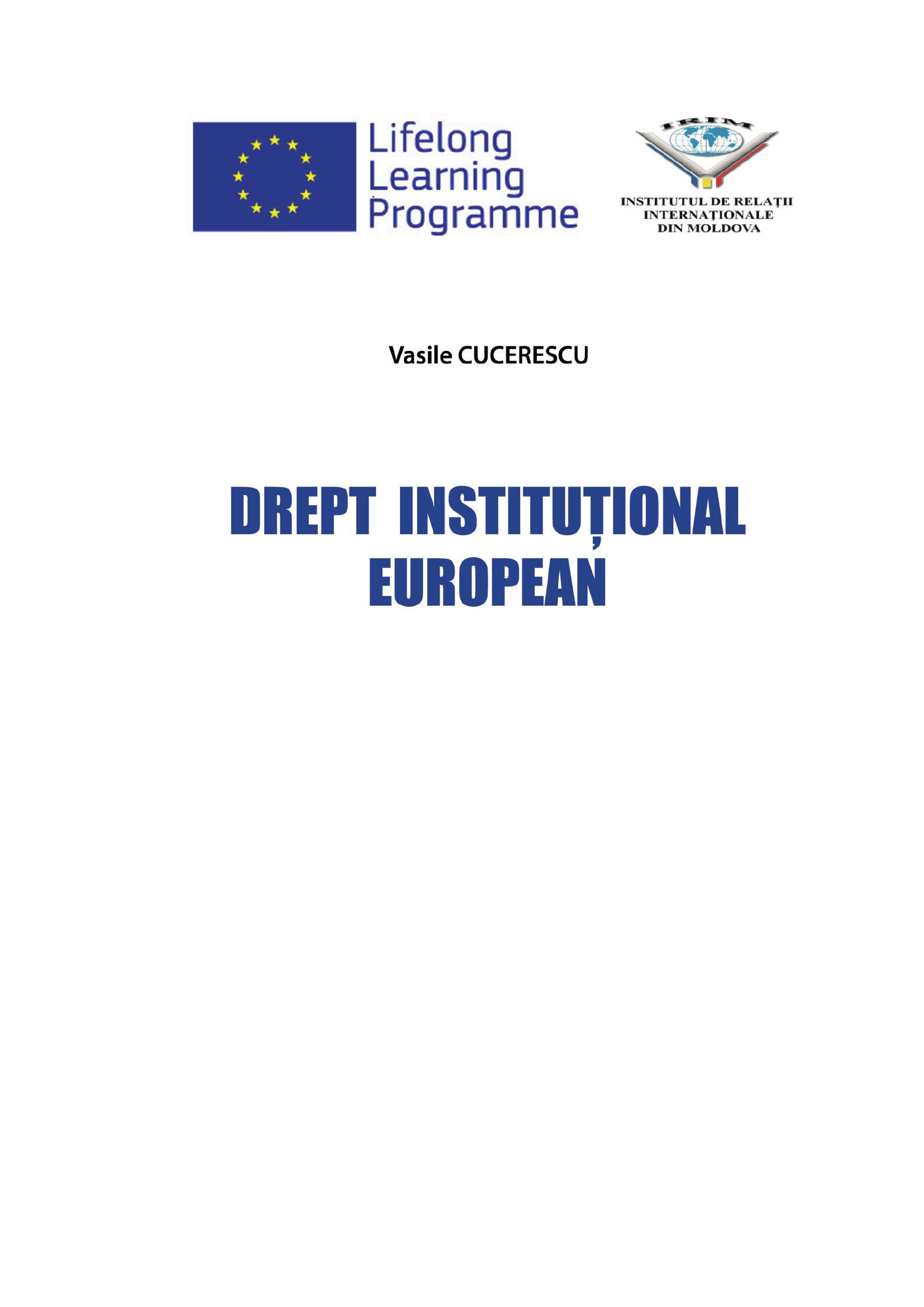 Dreptul constituțional european
