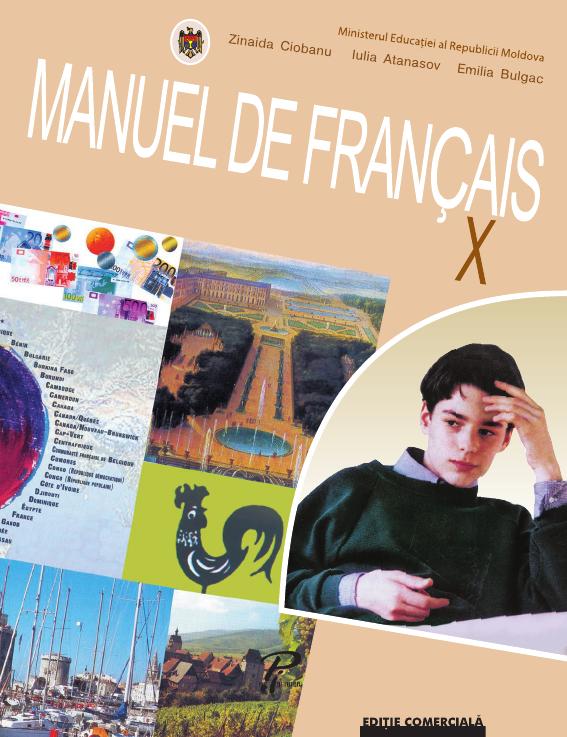 Limba franceza (limba 1) 10
