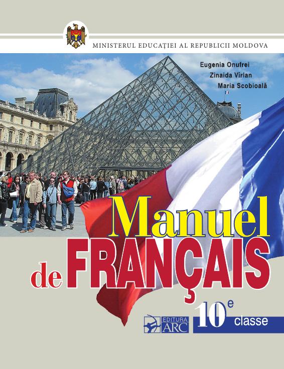 Limba franceza (limba 2) 10